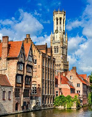 Doen in Brugge, binnenstad