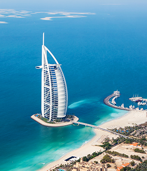 Dubai for two: hotels