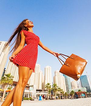 Dubai for two: winkelen