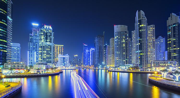 Romantisch Dubai