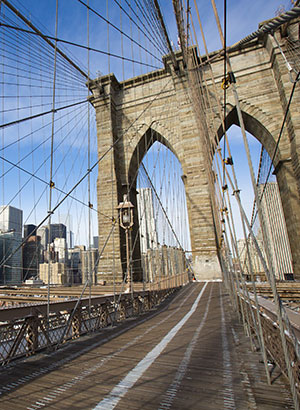 Gratis doen in New York; Brooklyn Bridge