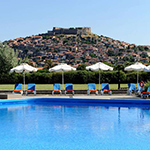 Delfinia Hotel & Bungalows, Lesbos highlights