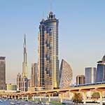Wijken Dubai: JW Marriott Marquis Hotel Dubai