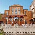 Mooiste waterparken Spanje: PortAventura Hotel Gold River