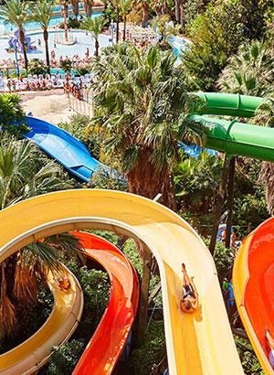 Leukste waterparken Spanje: PortAventura