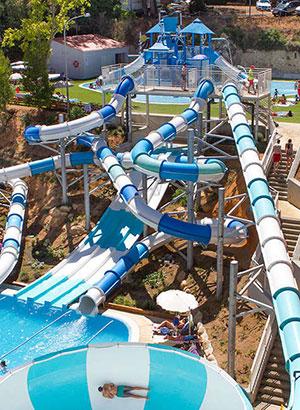 Leukste waterparken Spanje: hotels
