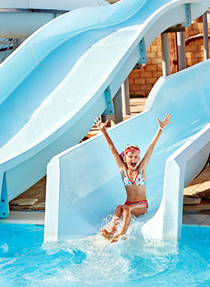 Leukste waterparken Spanje: Aqualand Torremolinos