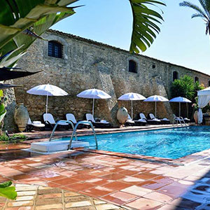 Luxe hotels Italië: agriturismo