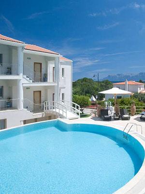 Luxe hotels Italië: Sardinië