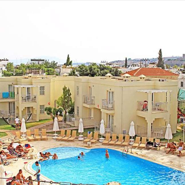 Uitgaan Turkije, Mandarin Resort