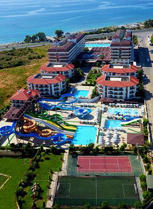 All inclusive Turkije; hotels