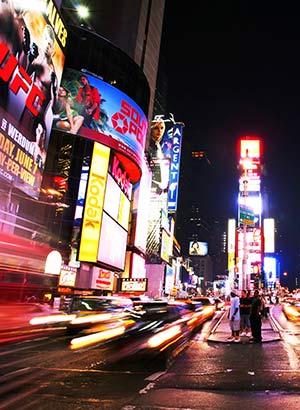 Redenen New York: 24 uur