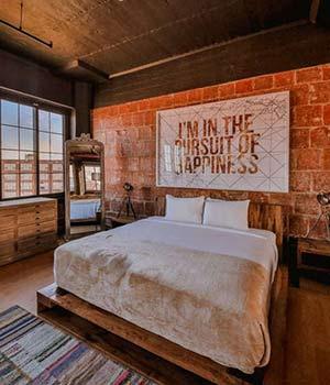 Redenen New York: hotels