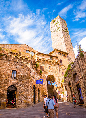 San Gimignano, bezienswaardigheden