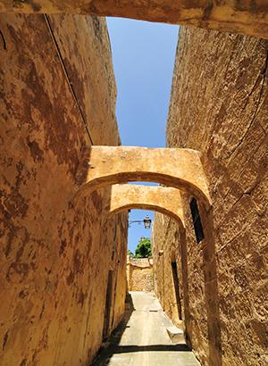 Vakantie Gozo, Rabat