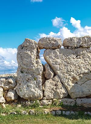 Vakantie Gozo: tempels