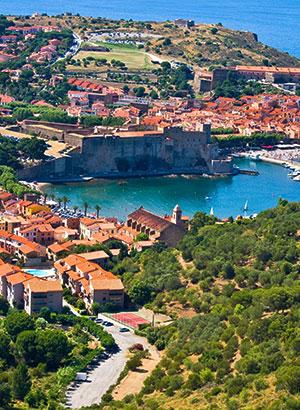Voordelig kamperen Zuid-Frankrijk; Languedoc-Roussilion