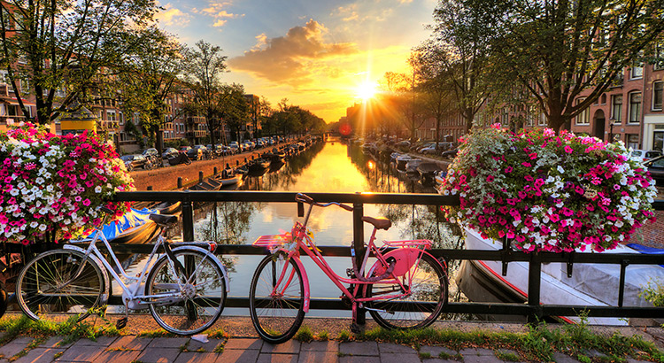 Weekendje weg in Nederland