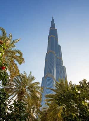 Wijken Dubai: Downtown