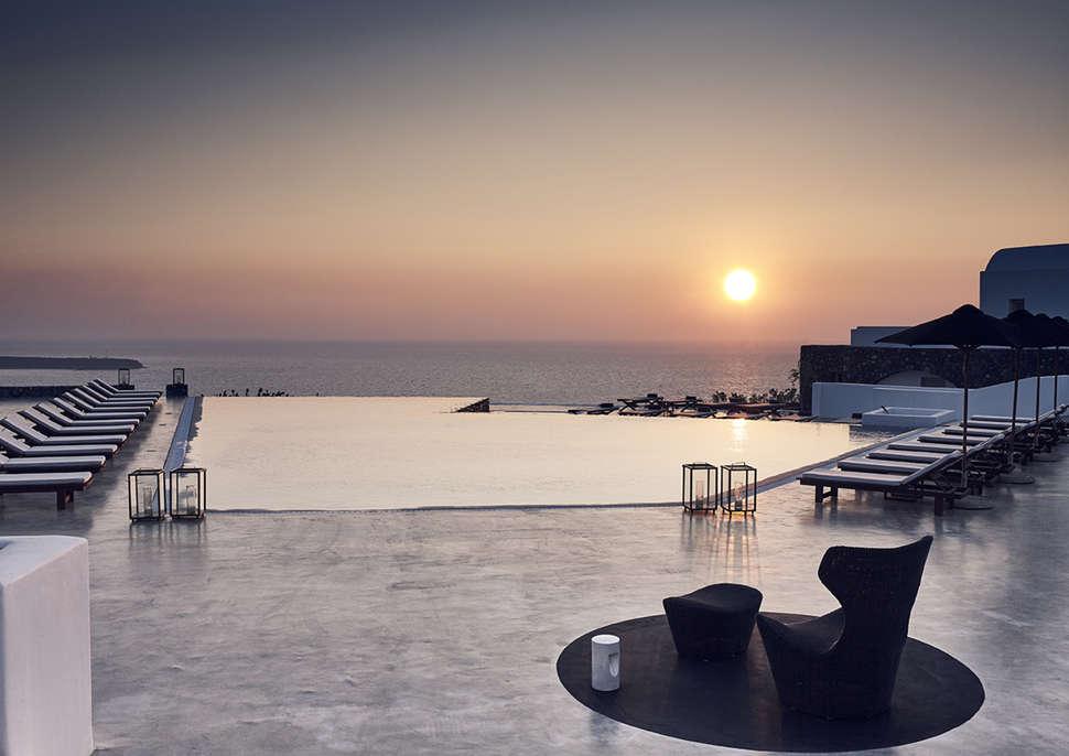Dorpjes Santorini; Oia, Santo Maris Oia Luxury Suites & Spa