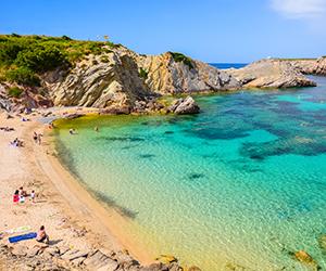 Stranden Menorca