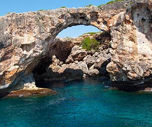 Badplaatsen Mallorca, Calas de Mallorca
