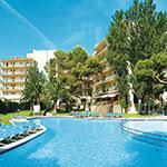 Badplaatsen Mallorca, Hotel Aya