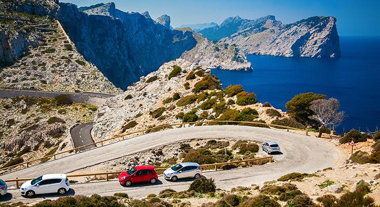 Bezienswaardigheden Mallorca: Cap Formentor