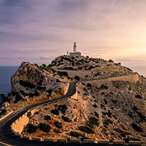 Doen op Mallorca, Cap Formentor
