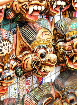 Doen in Ubud: markt