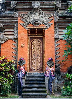 Doen in Ubud: tempel