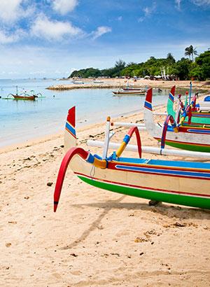 Doen Nusa Dua: stranden