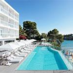 Mooiste stranden Ibiza; Sensimar Ibiza Beach Resort