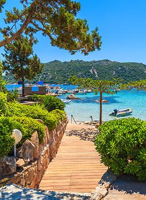 Mooiste Europese eilanden: Corsica