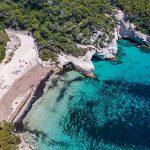 Mooiste stranden Menorca