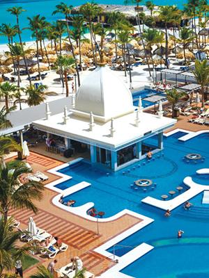 Redenen vakantie Aruba: hotels