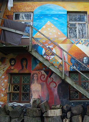 Stedentrip Vilnius: Uzupis
