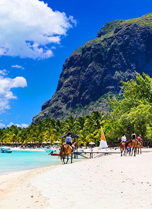 Stranden Mauritius: Le Morne