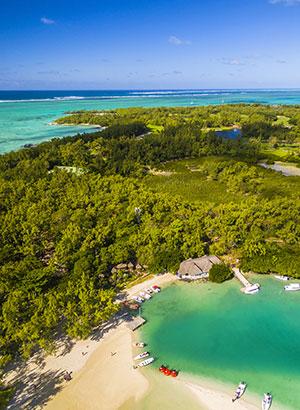 Stranden Mauritius: oostkust