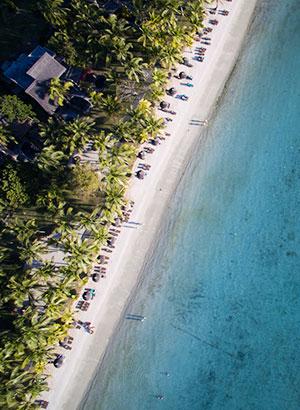 Stranden Mauritius: Westkust