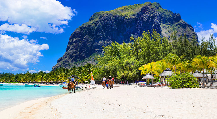 Travelguide Mauritius