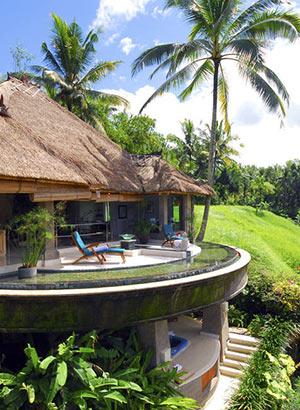 Ubud Bali: hotels