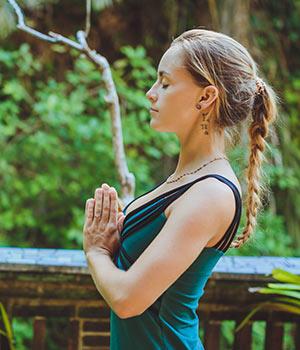 Ubud, Bali: yoga