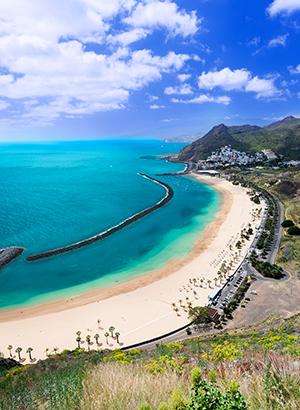 Zon in de meivakantie: Tenerife