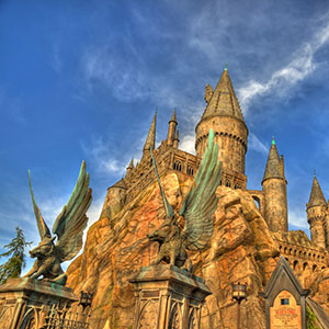 The Wizarding World of Harry Potter, Florida: Harry Potter and the Forbidden Journey