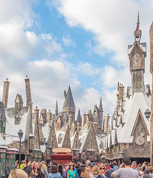 The Wizarding World of Harry Potter, Florida: Zweinsveld