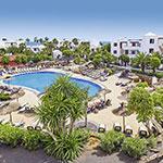 Stranden Lanzarote, Allsun Hotel Albatros