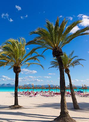Badplaatsen Mallorca: Alcudia