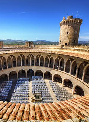 Bezienswaardigheden Mallorca: Castell Bellver