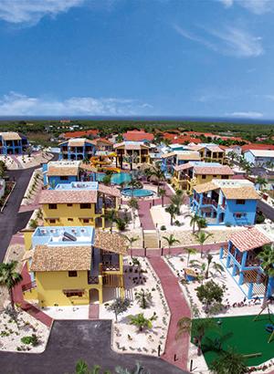 Curacao met kinderen: hotels